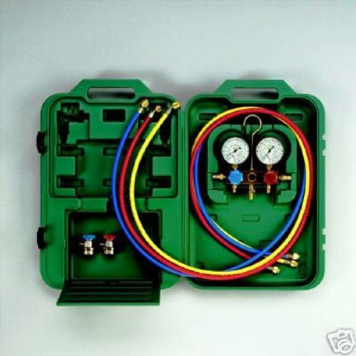 Refco BM2-3-Auto-Set-DS-RC Manifold Set